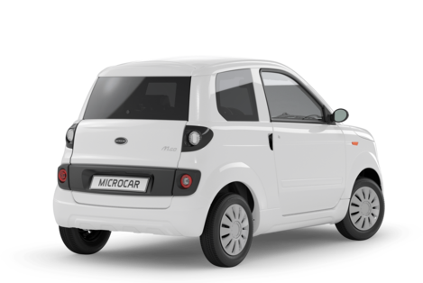 MICROCAR M.GO INITIAL 3-4 ARRIERE